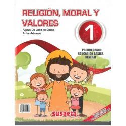 Religion, Moral y Valores 1