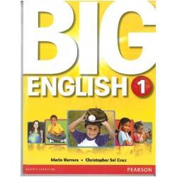 BIG ENGLISH 1 TEXTBOOK