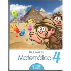 Dominios de Matematica 4