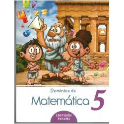 Dominios de Matematica 5