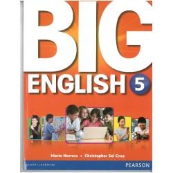BIG ENGLISH 5 TEXTBOOK