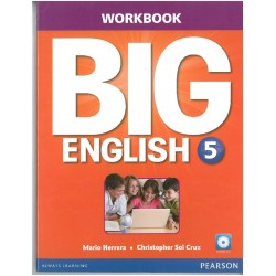 BIG ENGLISH 5 WORKBOOK