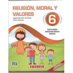 Religion, Moral y Valores 6