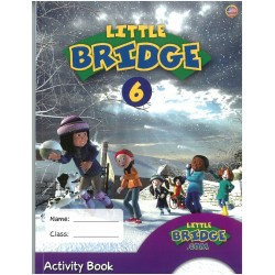 Little Bridge Book 6 (1 year license included)