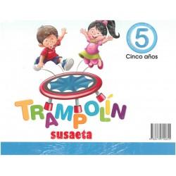 Trampolin 5 Años (paquete de tres libros)
