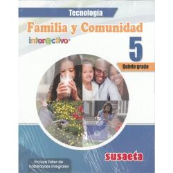 Tecnologia Familia y Desarollo Comn. 5