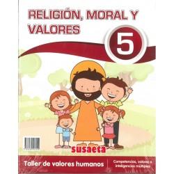 Religion, Moral y Valores 5