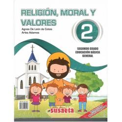Religion, Moral y Valores 2