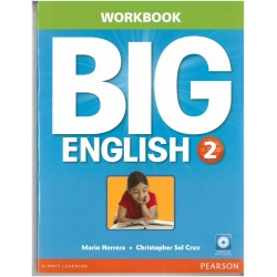 BIG ENGLISH 2 WORKBOOK