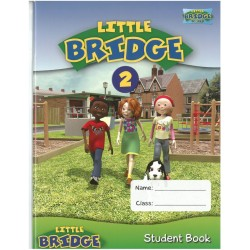 Little Bridge Book 2 (1 year license included)