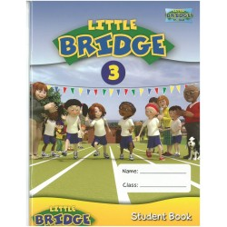 Little Bridge Book 3 (1 year license included)